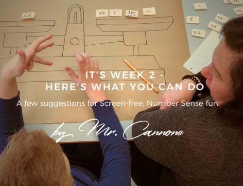 It's Week 2 – Here's what you can do!